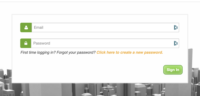 How to reset password in CR-Insight®